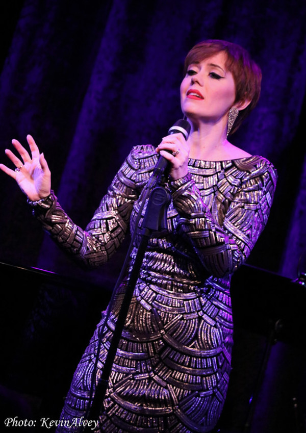 Photo Flash: Carole J. Bufford Takes The Stage At Birdland Theater