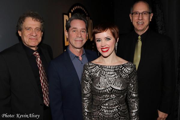 Howie Gordon, Ian Herman, Carole J Bufford, Tom Hubbard Photo