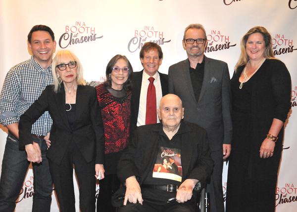 Musical Director Jonathan Tessero, Producer Ceil Kasha, Director Kay Cole, Producer Ron Dante, Author Sam Bennett