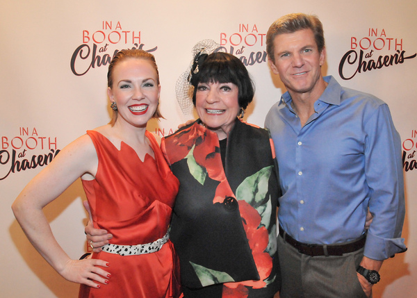 Photo Flash: IN A BOOTH AT CHASEN'S Celebrates Opening Night