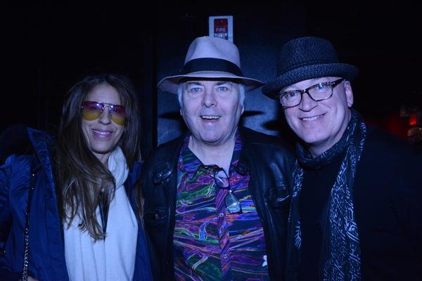 Debbie Davis, Gene Cornish and Donnie Kehr