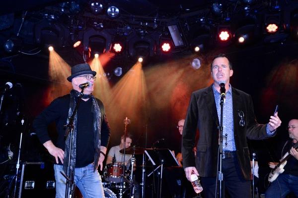 Photo Coverage: Inside Soundcheck For ROCKERS ON BROADWAY 2018, Honoring Michael Cerveris