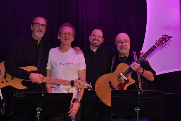 Gary Bristol, John Putnam, Nate Brown and Kevin Kuhn