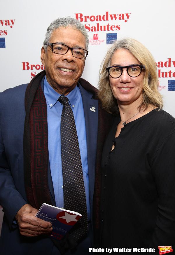 Charles Turner and Laura Penn