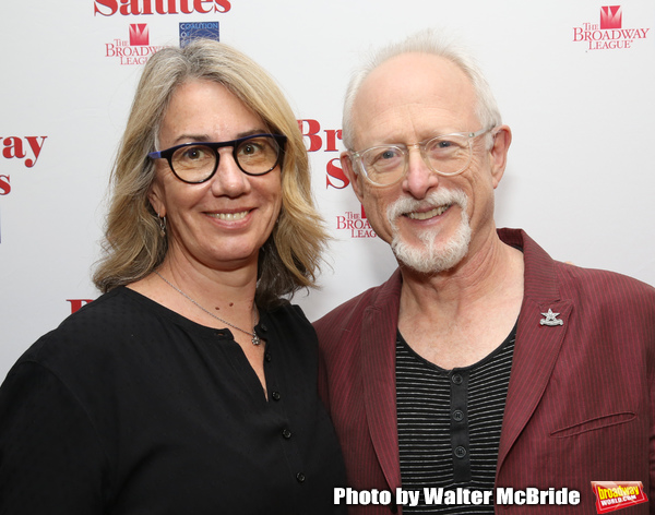 Photo Coverage: Inside the 10th Annual BROADWAY SALUTES, Hosted By Danny Burstein, With Performance by Nicolette Robinson