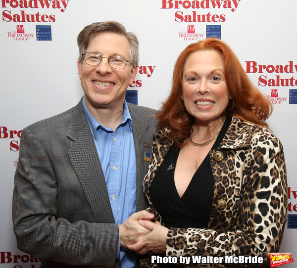 Ira Mont and Carolee Carmello