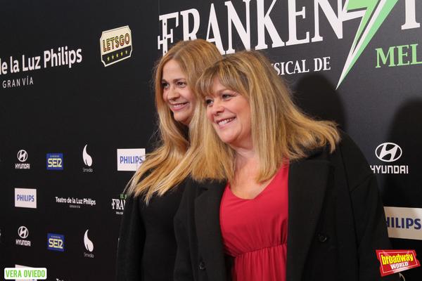 Loreto Valverde y Marta Valverde Photo