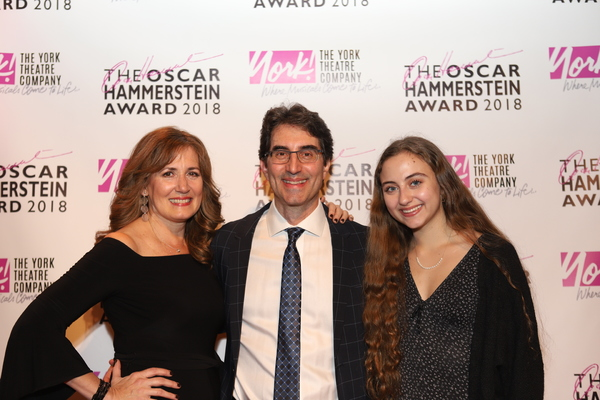 Janet Metz, Michael Unger, and Phoebe Unger
