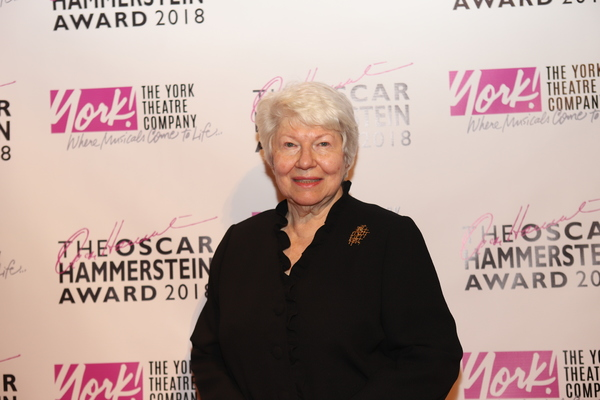 Photo Coverage: On the Red Carpet for the 27th Annual 27th Annual Oscar Hammerstein Awards Gala!