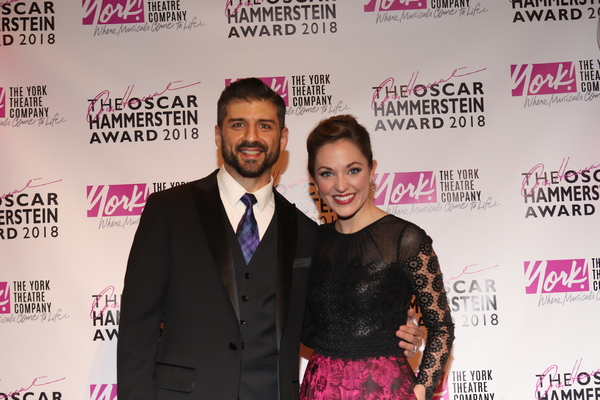 Photos: On the Red Carpet for the 27th Annual 27th Annual Oscar Hammerstein Awards Gala!