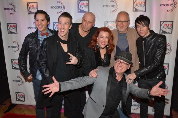 Ryan Willard, John Arthur Greene, Jeremy Schonfeld, Jen Perry, Pete Townsend, Donnie Kehr and Tony Vincent