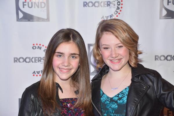 Amanda Swickle and Isabelle Gottfried Photo
