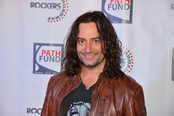 Photo Coverage: On the Red Carpet at ROCKERS ON BROADWAY