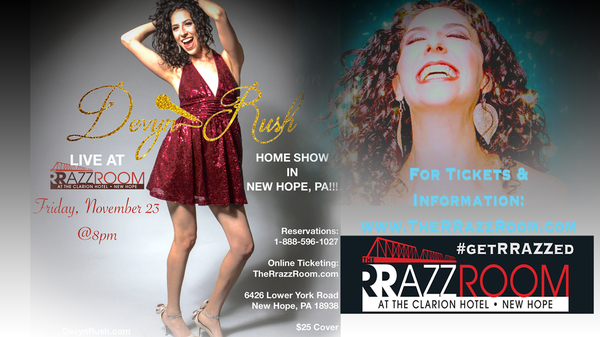 Holiday Homecoming Devyn Rush An Evening Of Jazz & Soul