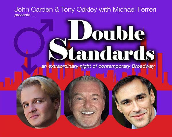 John Carden & Tony Oakley