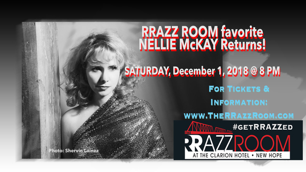 BWW Previews: THIS FALL, #GETRRAZZED IN NEW HOPE, PA at The RRAZZ ROOM New Hope PA