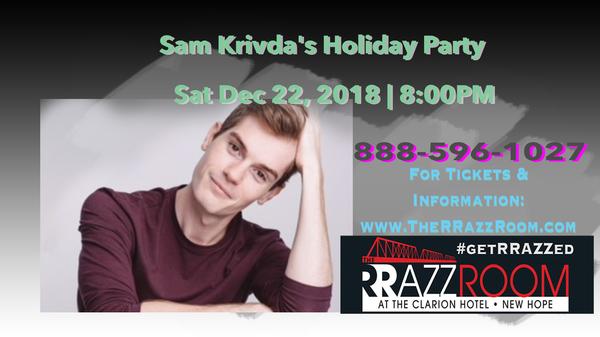 Sam Krivda's Holiday Party
