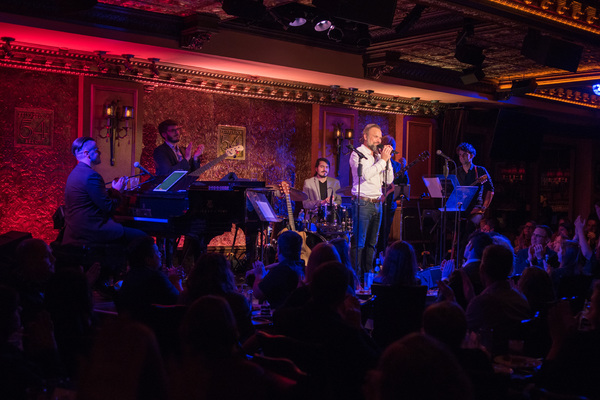 Photo Flash: Norbert Leo Butz and Friends Support The Angel Band Project