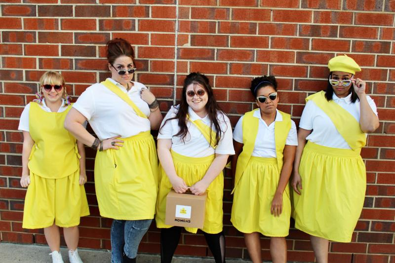 BWW Review: THE DAFFODIL GIRLS Vie Viciously for Survival – and a Pony