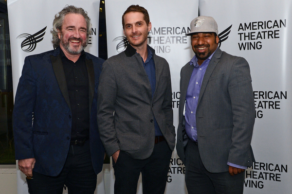 Brien Lang, Josh Short, and Jo-An Peralta