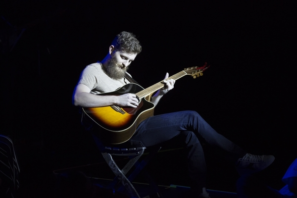 Exclusive: 10 ExtraOrdinary Days of A.R.T. - A Look Back On Andy Mientus' BURN ALL NIGHT