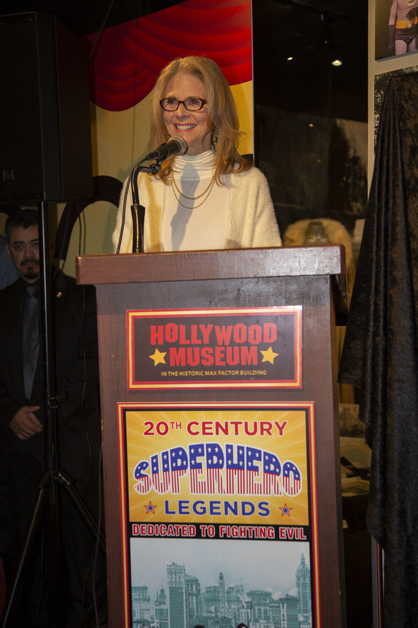 Lindsay Wagner discusses the role of Women on TV/Film