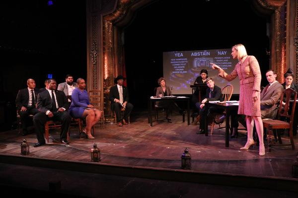 Photo Flash: Porchlight Music Theatre Revisits 1776