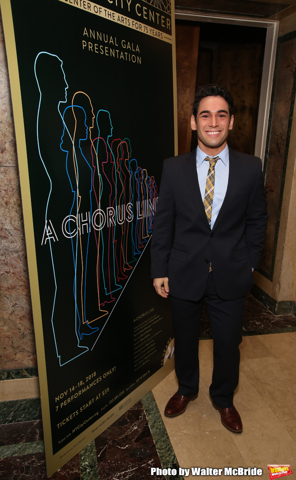 Photo Coverage: Inside the After Party For City Center's A CHORUS LINE Gala Performance