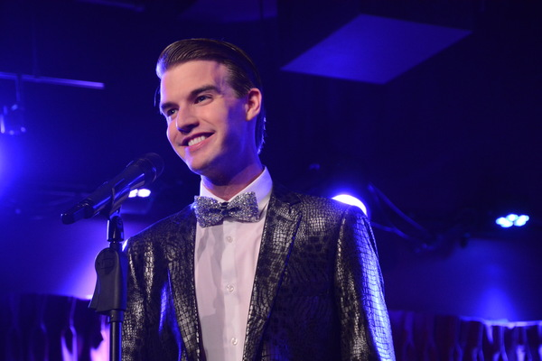 Photo Coverage: Mark William Brings COME CROON WITH ME to Green Room 42