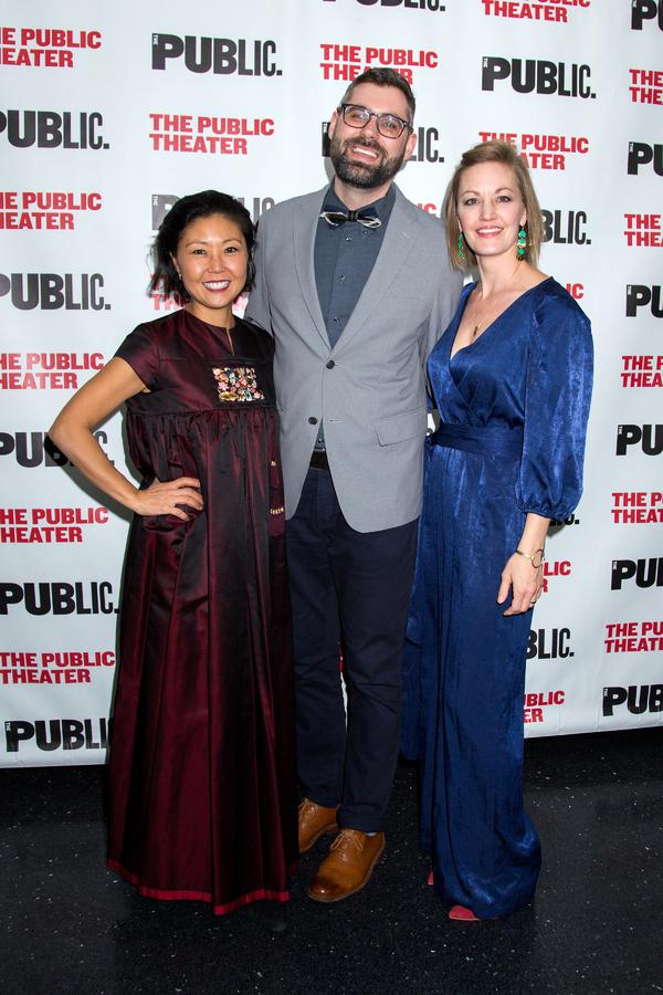 Linda Cho, Paul Castles, Charity Wicks