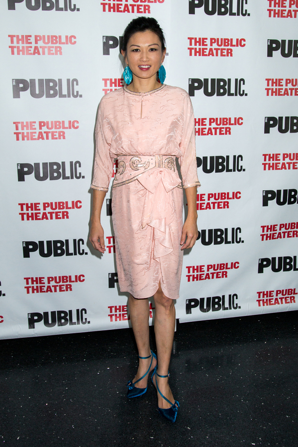 Photo Coverage: Inside Opening Night of The Public's WILD GOOSE DREAMS