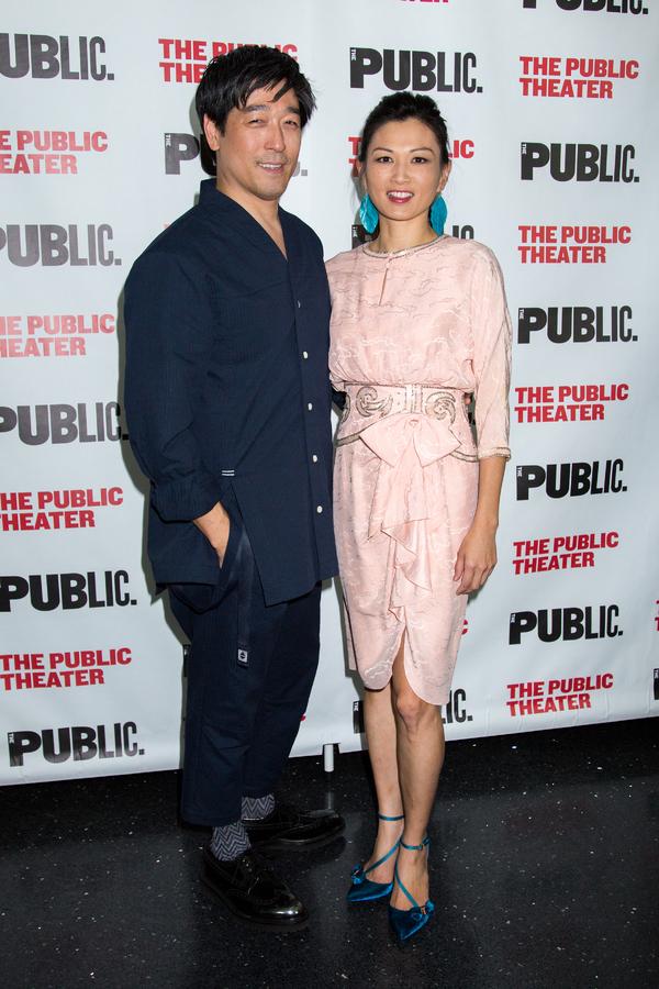 Peter Kim, Michelle Krusiec