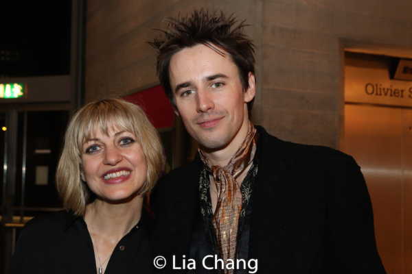 Anais Mitchell and Reeve Carney