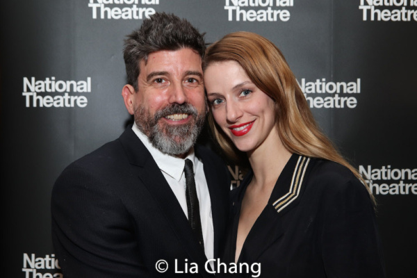 David Neumann and his wife Erica Sweany