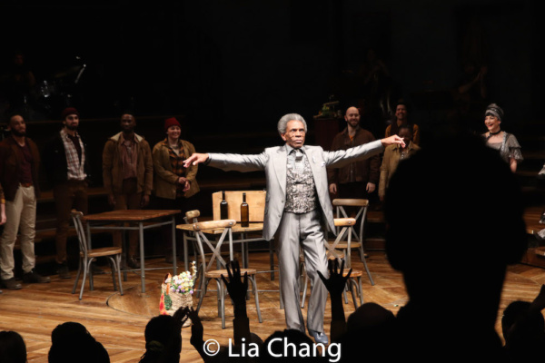 Andre De Shields and Company