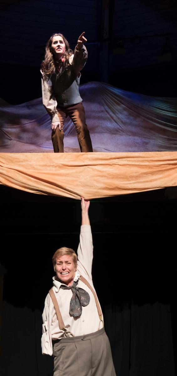 BWW Review: MEN ON BOATS at Mary Moody Northen is Must-See Theatre