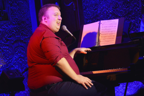 Photo Flash: F. Michael Haynie, Storm Lever, And More Sing The Music Of Ben Caplan At Feinstein's/54 Below
