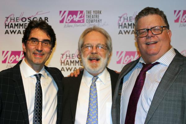 Michael Unger, John Weidman, James Morgan Photo