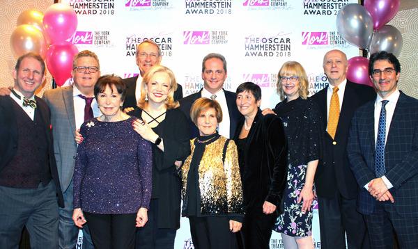Susan Stroman with York Board of Directors