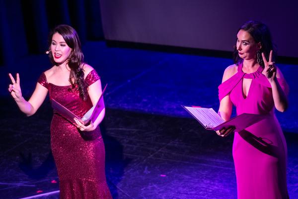 Photo Flash: Susan Stroman Receives the 2018 Oscar Hammerstein Award