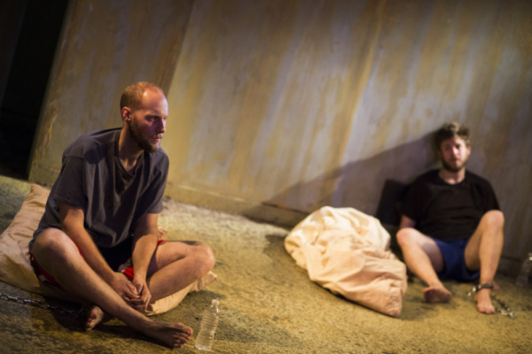 Photos: Gripping Drama From Animus Opens Tonight