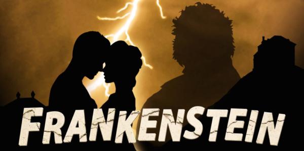 Alan Stentiford (Victor Frankenstein) and Anthony Logan Cole (Creature) Photo