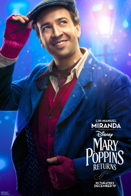 Wake Up With BWW 11/16: MARY POPPINS RETURNS Posters, and More!