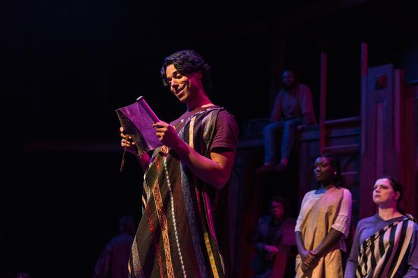Matthew Romain as Pericles