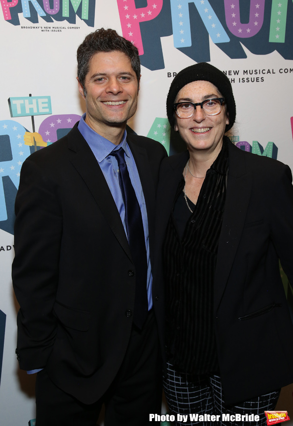 Tom Kitt and Tina Landau