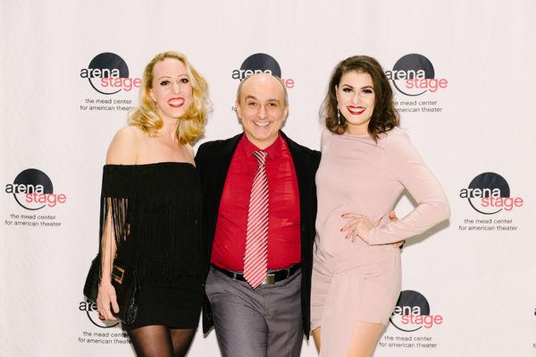 Lizz Picini, Stephen DeRosa and Maria Rizzo