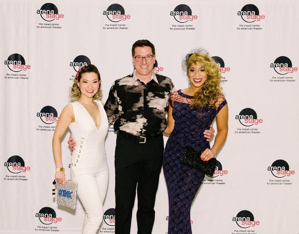 Lisa Helmi Johanson, Paul Sportelli and Soara-Joye Ross