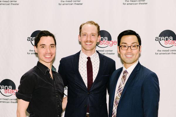 Nicholas Yenson, Ben Gunderson, and Christopher Shin