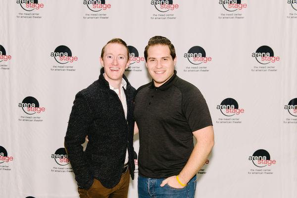 Brent McBeth and Brett Uram  Photo