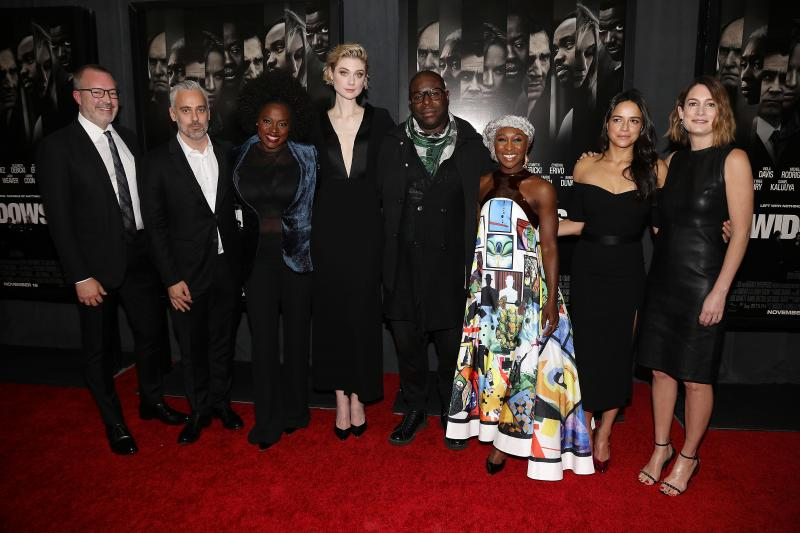 Photo Coverage: WIDOWS Premiere and Casamigos Cocktails at Brooklyn Academy of Music